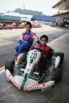 Kartmaster Drakar Drivers—Darryl Wenas & Josh Lee