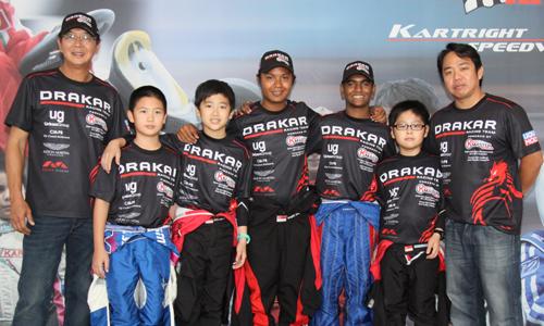 Press Release: Local Racing Local Racing Team Aim High