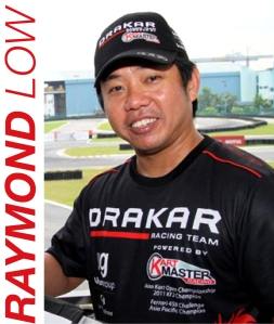 Team Principal Raymond Low