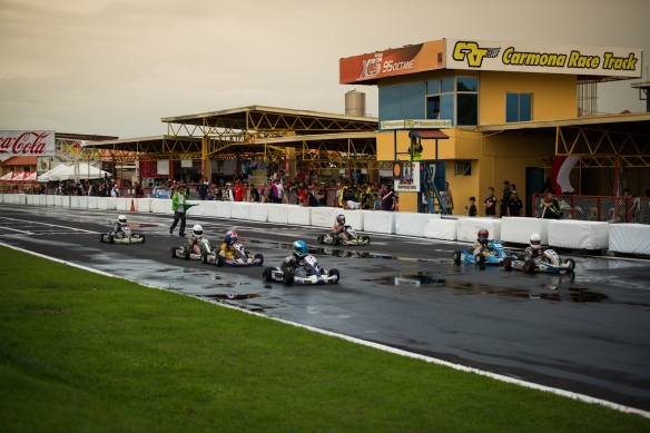 2012 AKOC Rd Two at Carmona Racing Circuit