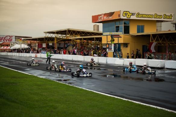 2012 AKOC Rd Two at Carmona Racing Circuit