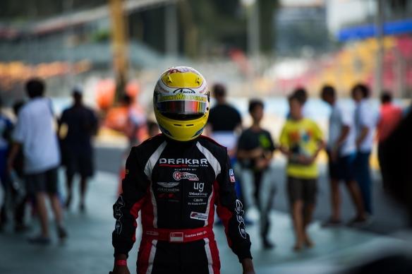 Kartmaster Drakar Junior Driver Santos Bala