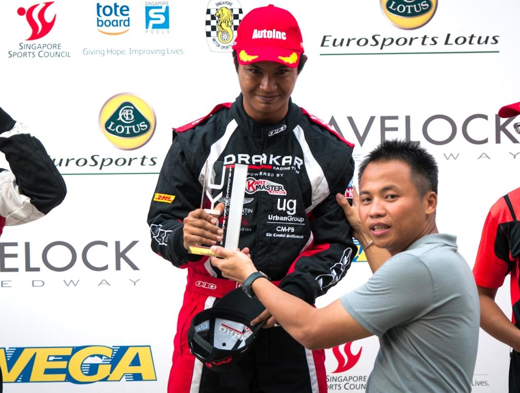 Opai Naufal SKC Rd 2 Champion