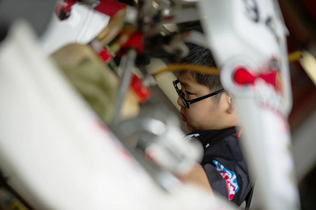 Kartmaster Drakar Cadet Driver Josh Lee
