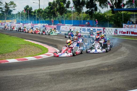 2012 AKOC Rd 5 Formula 125 Senior category